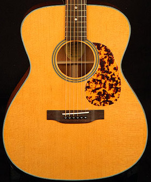 photo of NEW Blueridge BR-143 Solid Mahogany Sitka Top
